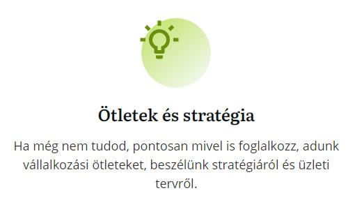 Ötletek és stratégia